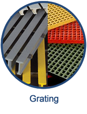 GEF engineers, designs, fabricates and installs fiberglass grating