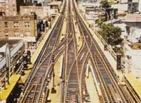 The New York Transit Authority used FRP when it had to replace 174 miles of elevated wooden train-track walkways.