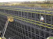 The cooling tower market has been utilizing pultruded fiberglass products.