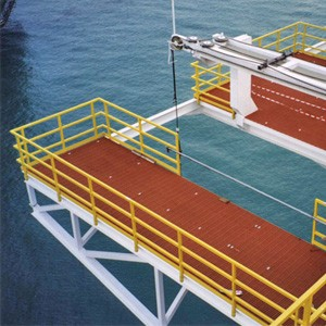DURAGRID® Phenolic Grating is the first composite grating to receive a U.S. Coast Guard Approval and may now be used in many areas where previously only steel grating could be used.