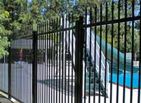 Fiberglass handrail and fencing systems can be made to meet ADA requirements.